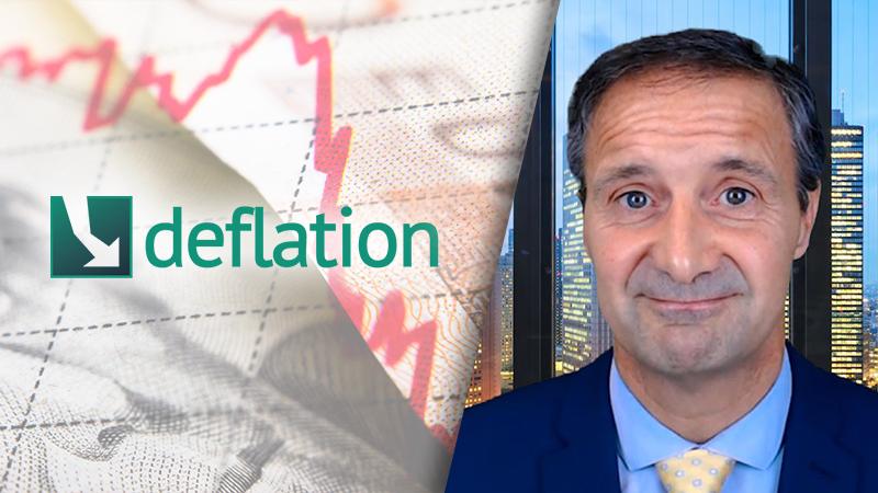 Первые волны нового медвежьего рынка (перевод с deflation com)