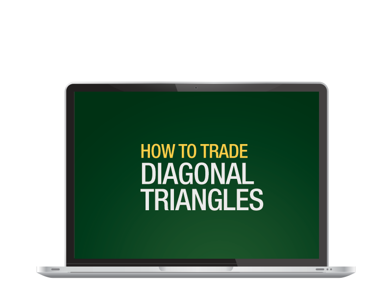 How to Trade Diagonal Triangles