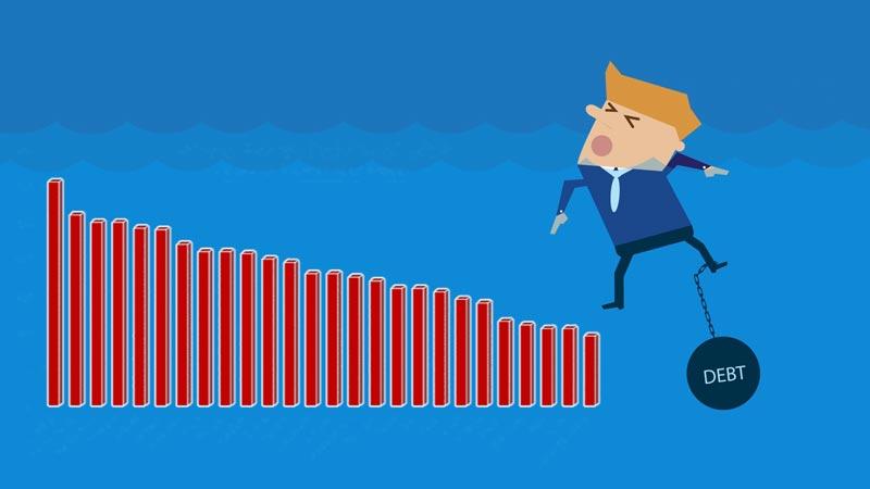 Серьезная дефляция долга: почему эти 5 стран подвергаются наибольшему риску (перевод с elliottwave com)