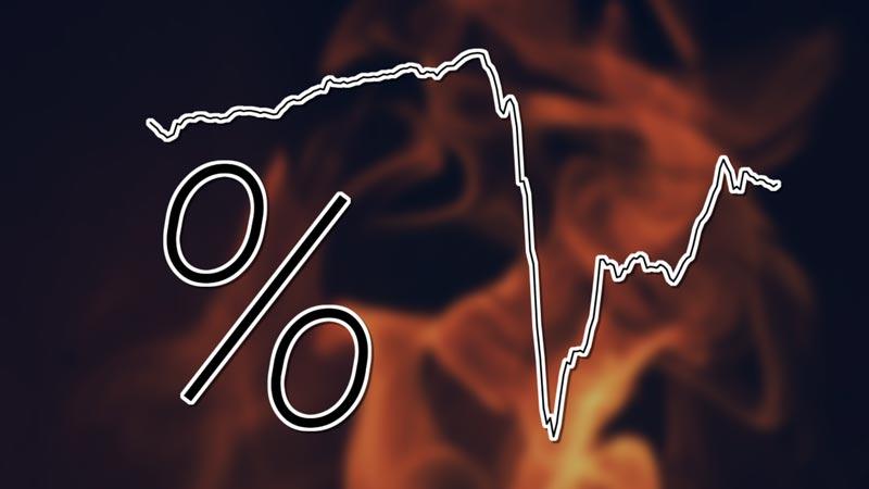 """""""Мусорные облигации"""" снова горячи - несмотря на предупреждения (перевод с elliottwave com)"""