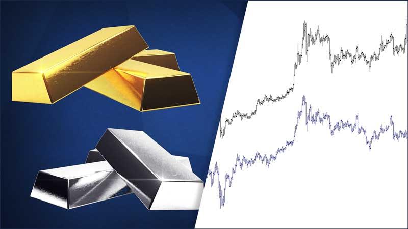 Золото/серебро: что может означать это «серьезное неподтверждение» (перевод с elliottwave com)