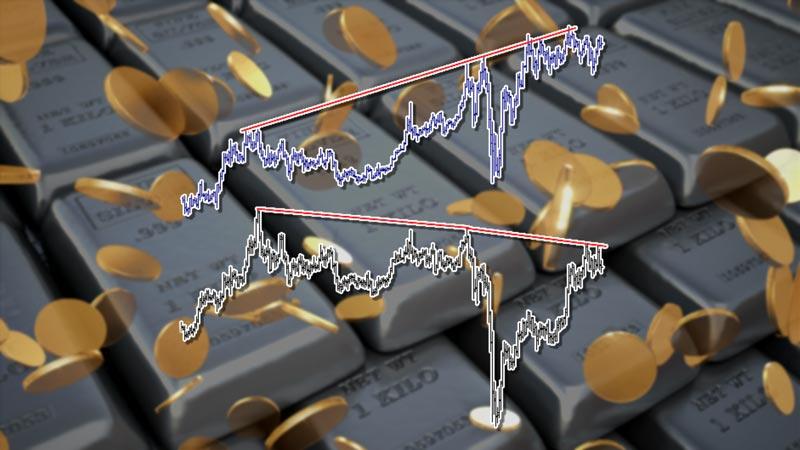 Золото и серебро: перспектива «расхождения» длиной в год (перевод с elliottwave com)