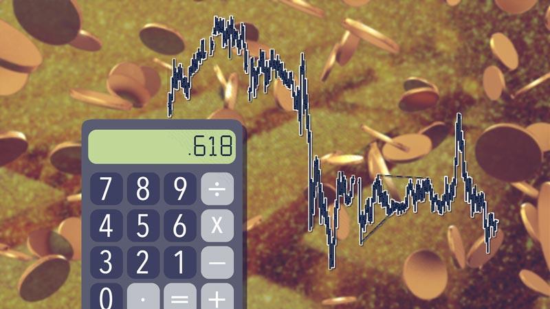Золото: посмотрите, что это соотношение Фибоначчи говорит о тренде (перевод с elliottwave com)
