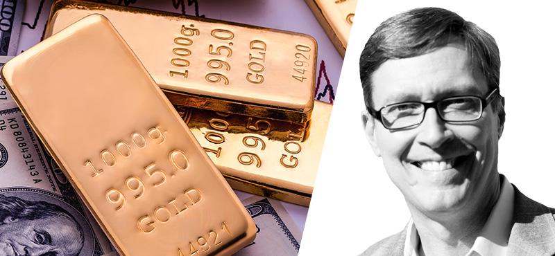 Золото заканчивает 6-месячную полосу снижения ... на данный момент?