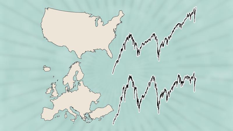 Мировые фондовые рынки: следите за этой примечательной «дивергенцией» (перевод с elliottwave com)